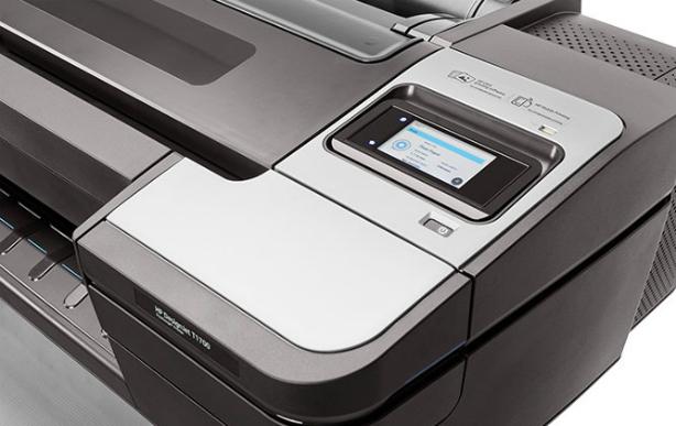 HP DesignJet T1700. Надежная печатающая головка