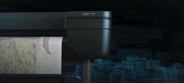 HP DesignJet T1700. Преимущества