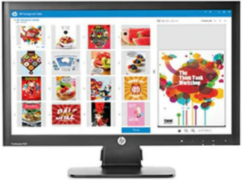 HP DesignJet Z9+ PostScript 610 мм. ПО для печати HP Click