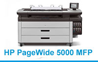 Плоттер HP PageWide XL 5000 MFP