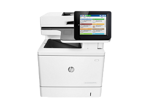 МФУ лазерный цветной А4 HP Color LaserJet Enterprise MFP M577f (B5L47A)