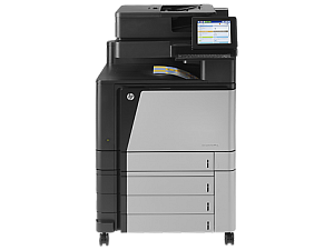 МФУ лазерный цветной HP Color LaserJet Enterprise flow MFP M880z (A2W75A)