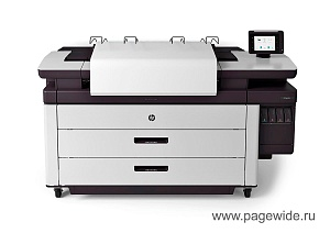 Принтер HP PageWide XL 4600, RS313A