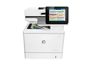 МФУ лазерный цветной А4 HP Color LaserJet Enterprise MFP M577dn (B5L46A)