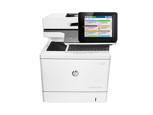 МФУ лазерный цветной А4 HP Color LaserJet Enterprise Flow MFP M577c (B5L54A)